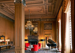 Kimpton Sir Francis Drake Hotel - San Francisco - Lounge