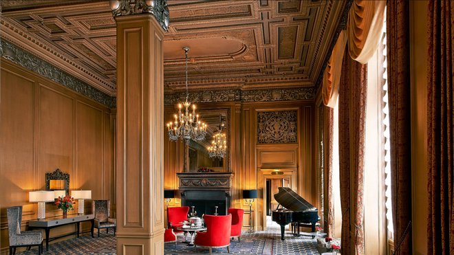 Kimpton Sir Francis Drake Hotel - Сан-Франциско - Лаундж