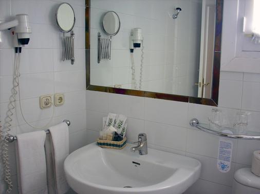 阿布里爾酒店 - 塞維爾 - 塞維利亞 - 浴室
