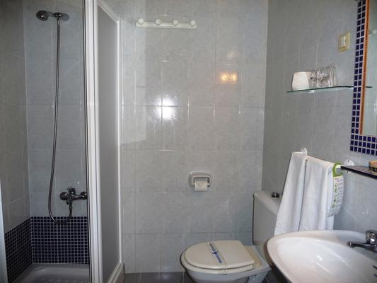 納蘭霍住宿加早餐酒店 - 塞維爾 - 塞維利亞 - 浴室