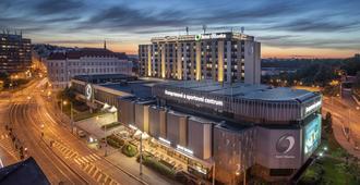 Congress & Wellness Hotel Olsanka - פראג - בניין