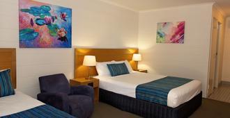 懷特蕾絲汽車旅館 - 西麥凱 - 馬凱 - 臥室