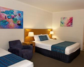 White Lace Motor Inn - Mackay - Phòng ngủ