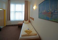 Hotel Siegfriedshof - Berliini - Makuuhuone