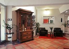 Hotel Siegfriedshof - Berliini - Aula