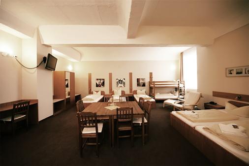 Hotel Siegfriedshof - Berliini - Ruokailuhuone