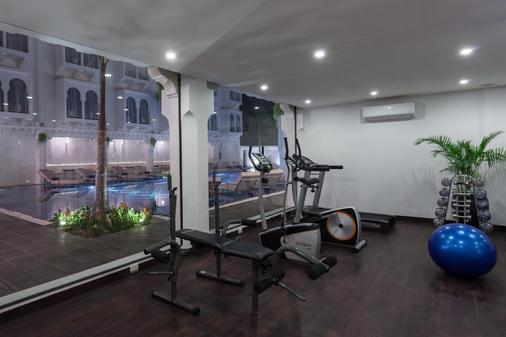 Sarai Resort And Spa - Siem Reap - Gym