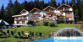 Gartenhotel Rosenhof Kitzbuehel - Oberndorf in Tirol - Building