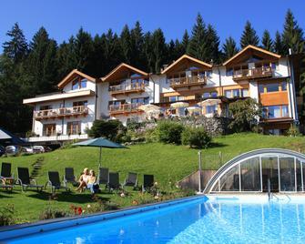 Gartenhotel Rosenhof Kitzbuehel - Oberndorf in Tirol - Gebäude