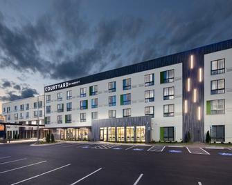 Courtyard by Marriott Russellville - Russellville - Building