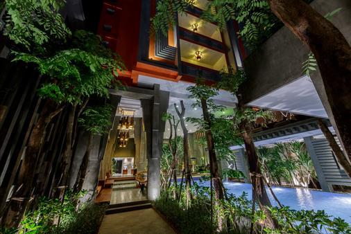 Golden Temple Boutique - Siem Reap - Toà nhà