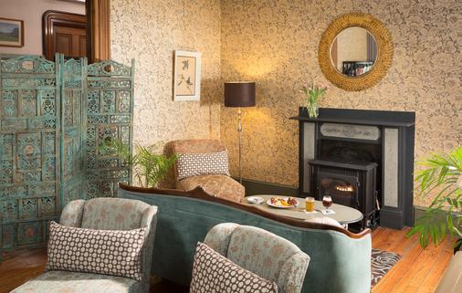 Carroll Villa Hotel - Cape May - Σαλόνι ξενοδοχείου