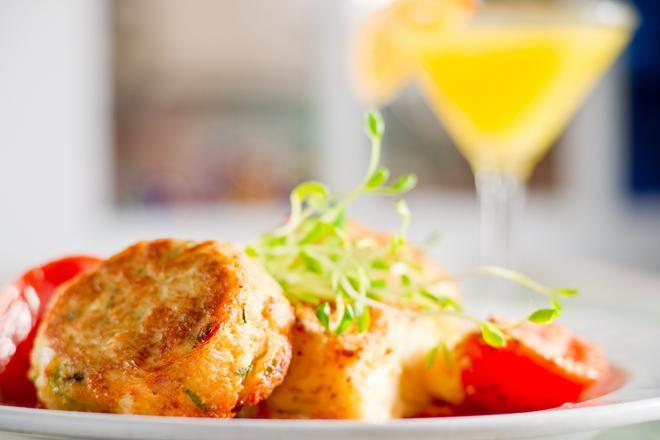 Carroll Villa Hotel - Cape May - Φαγητό