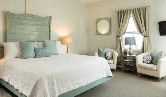 Carroll Villa Hotel - Cape May - Κρεβατοκάμαρα
