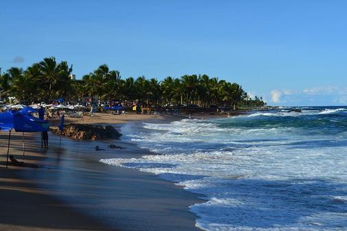 Hotel Luar de Itapua - Salvador de Bahía - Playa