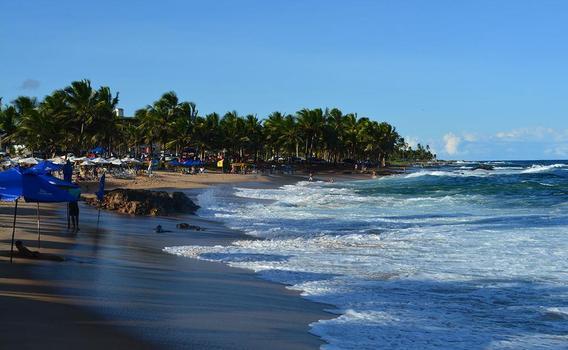 Resultado de imagen para Playa de Itapuá