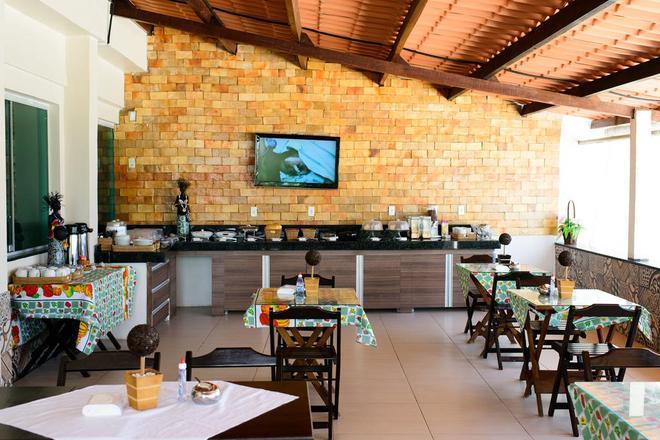 Hotel Luar de Itapua - Salvador - Restaurante