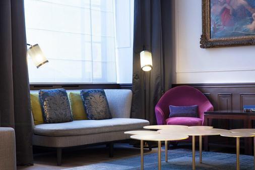 Hôtel d'Orsay - Pariisi - Olohuone