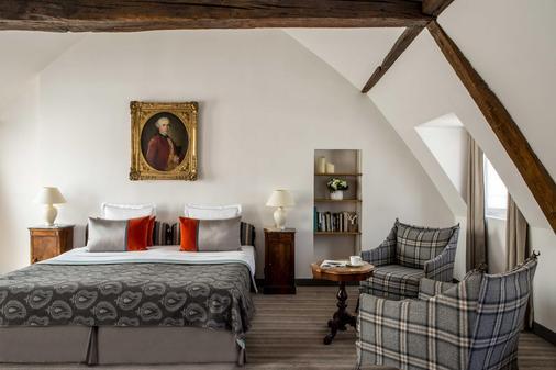 Hôtel d'Orsay - Paris - Bedroom