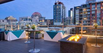 聖地亞哥靛藍酒店- 格斯燈街區 - 聖地亞哥 - 露天屋頂