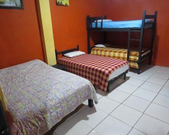El Recreo Backpackers - Baños (Tungurahua) - Bedroom