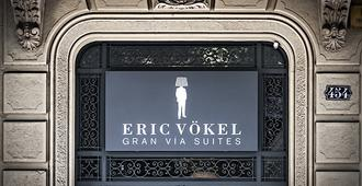 Eric Vökel Boutique Apartments - Gran Vía Suites - Barcelona - Building