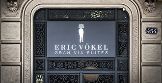 Eric Vökel Boutique Apartments Gran Vía Suites - Barcelona - Edificio
