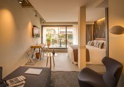 侯拉典範旅館 - 巴塞隆拿 - 巴塞隆納 - 臥室