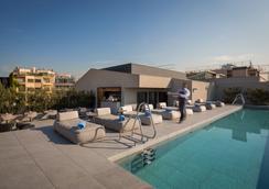 侯拉典範旅館 - 巴塞隆拿 - 巴塞隆納 - 游泳池