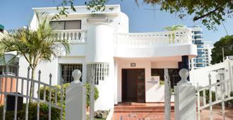 Mucura Hotel & Spa - Cartagena de Indias - Edificio