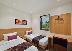Hotel Leafio - Mumbai - Schlafzimmer