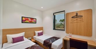 هوتل ليفيو مومباي - مومباي - غرفة نوم