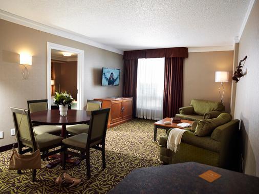 Varscona Hotel on Whyte - Edmonton - Sala de estar