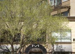 Metterra Hotel On Whyte - Edmonton - Building