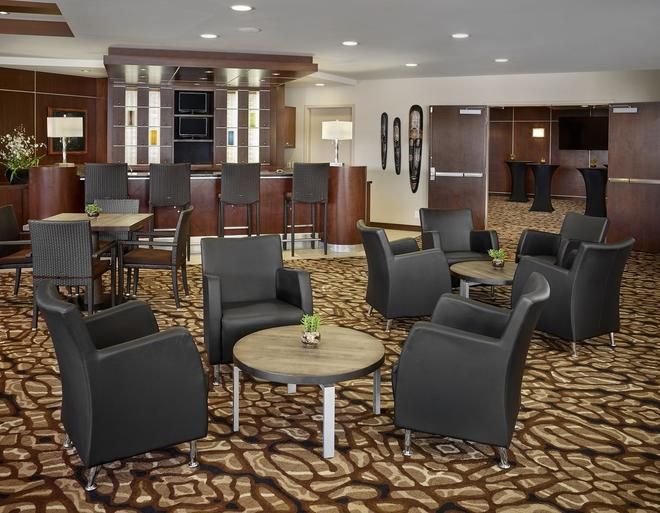 Metterra Hotel On Whyte - Edmonton - Lounge