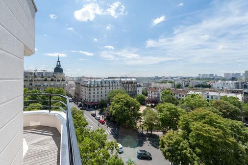 Hôtel le 209 Paris Bercy - Pariisi - Parveke