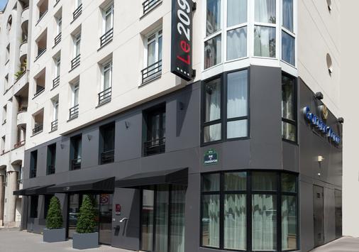 Hôtel le 209 Paris Bercy - Pariisi - Rakennus