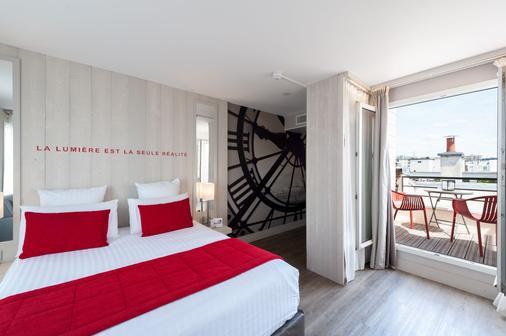 Hôtel le 209 Paris Bercy - Pariisi - Makuuhuone
