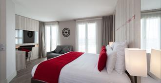 Hôtel le 209 Paris Bercy - פריז - חדר שינה