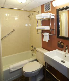 Dakotah Lodge - Sioux Falls - Bathroom
