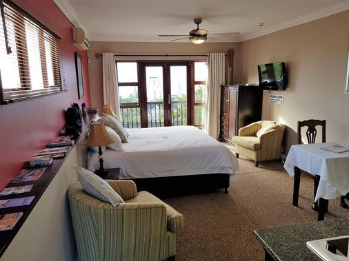 Crooked Tree Cottage - Durban - Bedroom