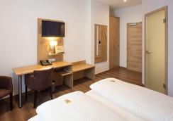 Hotel Bauer Garni - Ingolstadt - Bedroom