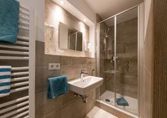 Hotel Bauer Garni - Ingolstadt - Bathroom