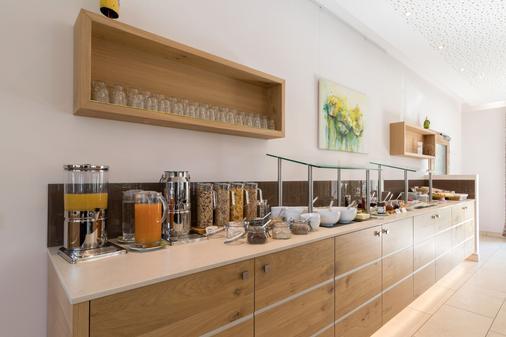Hotel Bauer Garni - Ingolstadt - Dining room