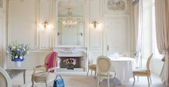 日內瓦博里瓦奇酒店 - 日內瓦 - 日內瓦 - 宴會廳