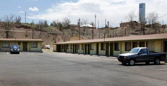 Route 66 Inn - Santa Rosa - Edificio