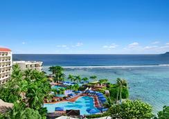 Hilton Guam Resort & Spa - Τάμουνινγκ - Πισίνα