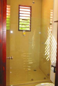 拉提諾酒店 - 圖盧姆 - 浴室