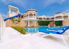 旅客海灘渡假村 - 內格利 - 尼格瑞爾 - 游泳池