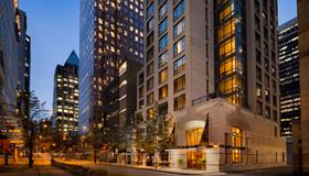 Executive Hotel Le Soleil - Vancouver - Rakennus